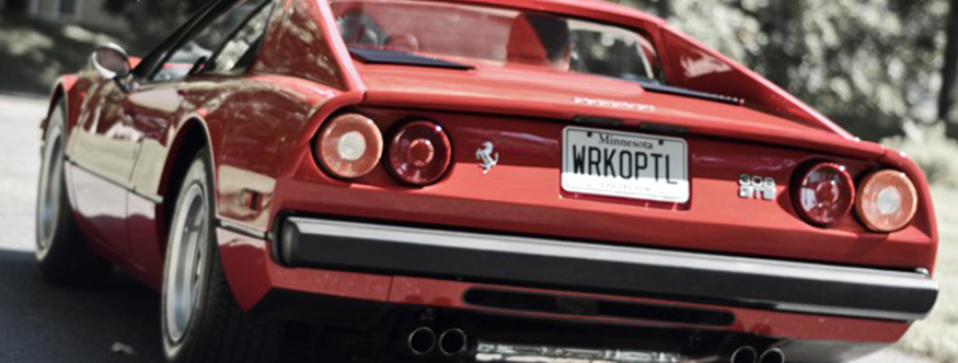 Work Optional Ferrari